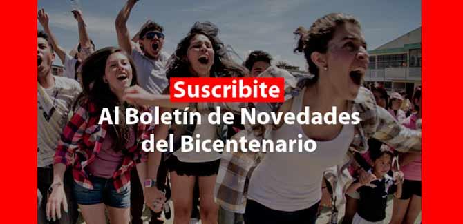 Boletín de Novedades del Bicentenario