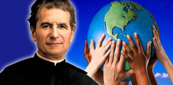 Obra Salesiana en el Mundo