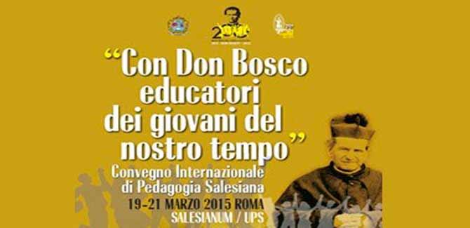 Congreso Internacional de Pedagogía Salesiana