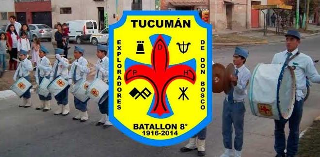 Día de los Exploradores Argentinos de Don Bosco