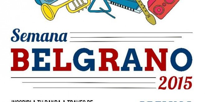 Concurso de Bandas en la Semana BLG