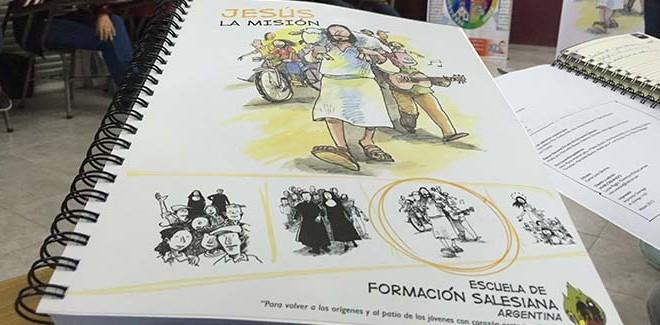 Tercer encuentro presencial de la ESCUELA DE FORMACIÓN SALESIANA ARGENTINA