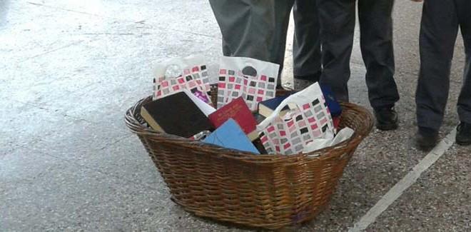 Biblias para nuestro Batallón