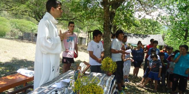 Campamento Experiencias, Exploradores de Don Bosco