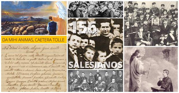 LA PÍA SOCIEDAD DE SAN FRANCISCO DE SALES CELEBRA HOY SU 156 CUMPLEAÑOS