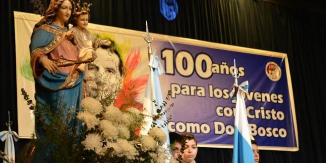 100 años Salesianos en el Teatro San Martín