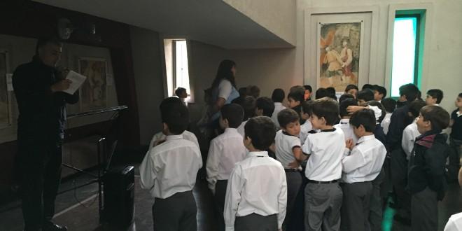 Vía Crucis para los Alumnos