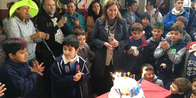 Feliz 100 años Obra Salesiana General Belgrano