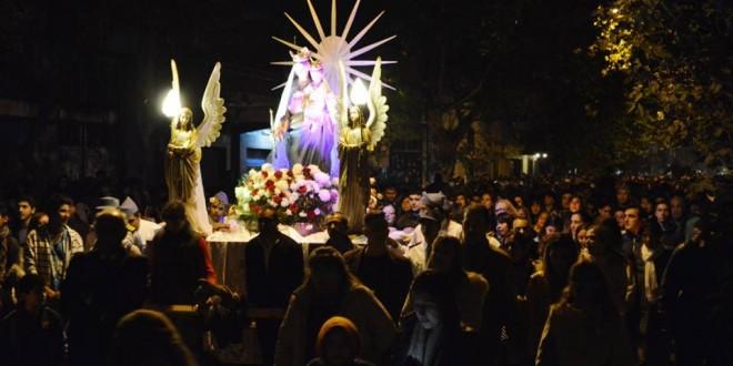 Procesión y Misa de María Auxiliadora