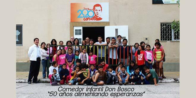 Feliz 50 años Centro Don Bosco ( Ex Comedor Infantil)