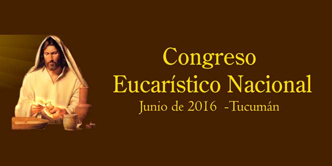 NOS PREPARAMOS PARA EL CONGRESO EUCARÍSTICO NACIONAL