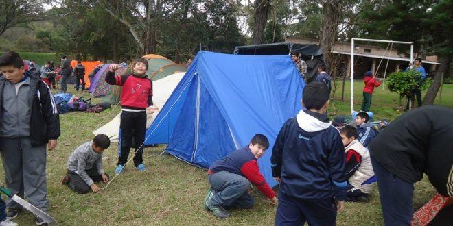 Gran Campamento de Invierno del Bata 8