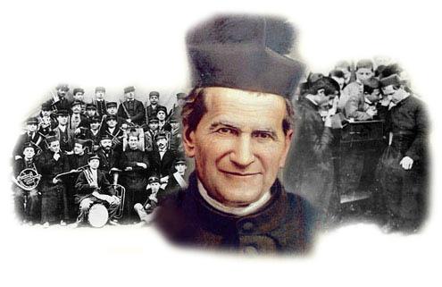 ¡Feliz Mes de Don Bosco!
