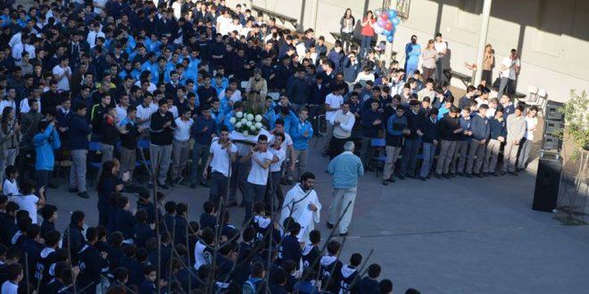 Festejamos a Don Bosco en el día de su nacimiento