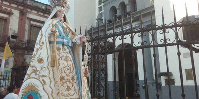 Nos consagramos a Nuestra Madre de la Merced