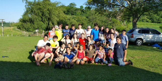 Gracias Tala Pampa, Gracias Juan Pablo II