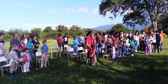Misión en Tala Pampa