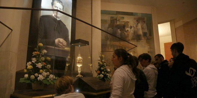 Robaron una Reliquia de Don Bosco