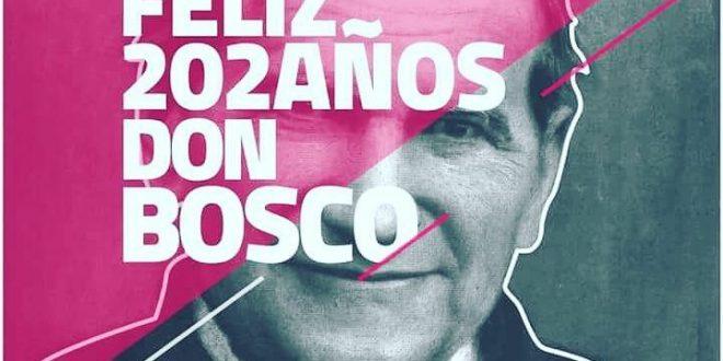 Feliz Cumpleaños Querido Don Bosco