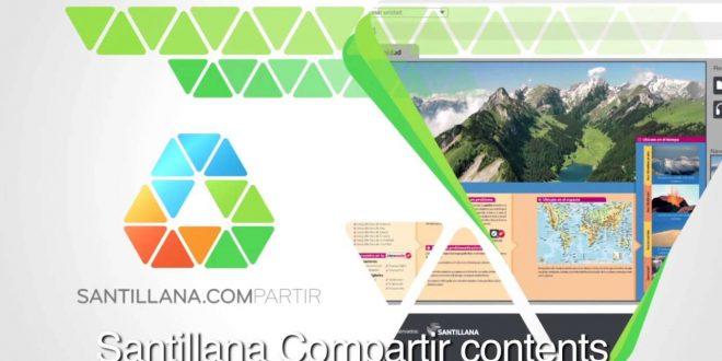 Plataforma Educativa de Santillana para el BLG