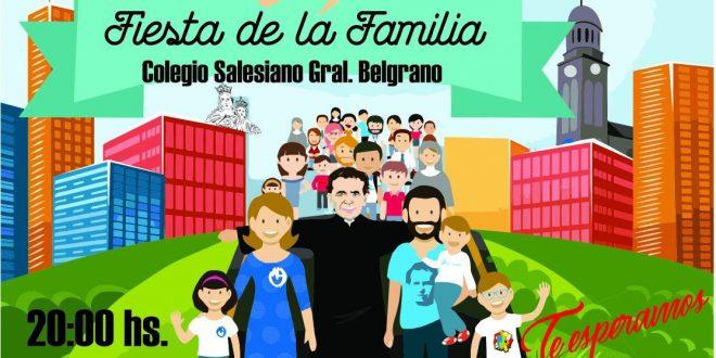 GRAN FIESTA DE LA FAMILIA Y BINGO