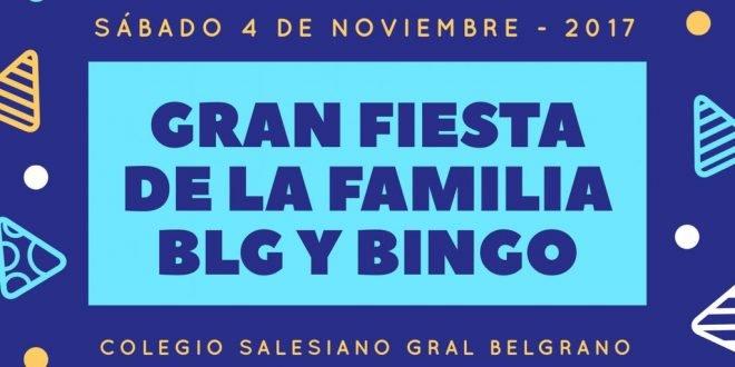 INVITACIÓN PARA LA FIESTA DE LA FAMILIA