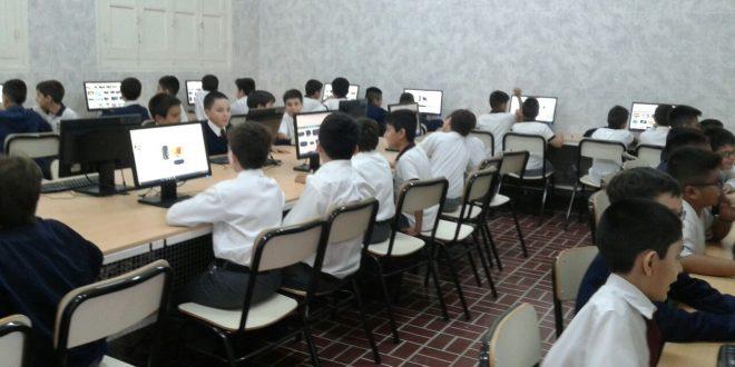 Nueva Sala de Informática