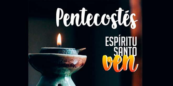 FELIZ PENTECOSTÉS