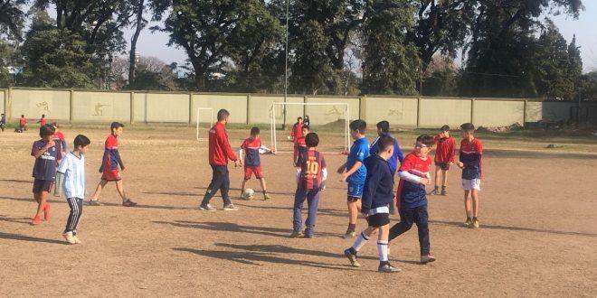 El Belgrano VS. Facultad de Educación Física