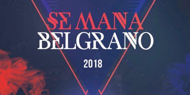 Semana Belgrano 2018