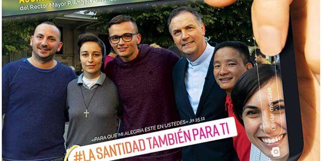 Video del Aguinaldo Salesiano 2019