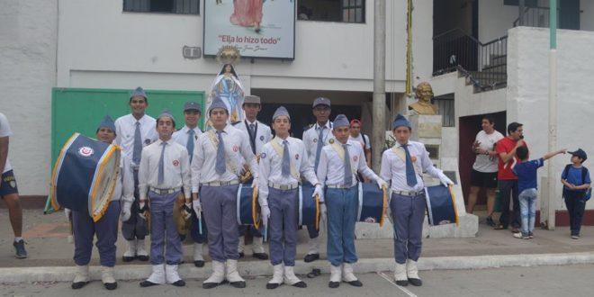 Arrancaron las Actividades en el Batallón 8 de los Exploradores de Don Bosco