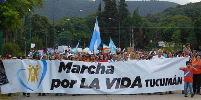 Invitación a la Marcha por la Vida