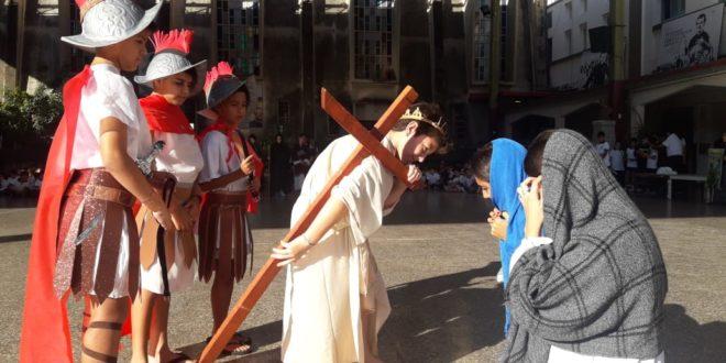 Vía Crucis del Nivel Primario