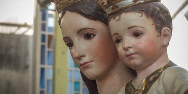 Inició el mes de María Auxiliadora