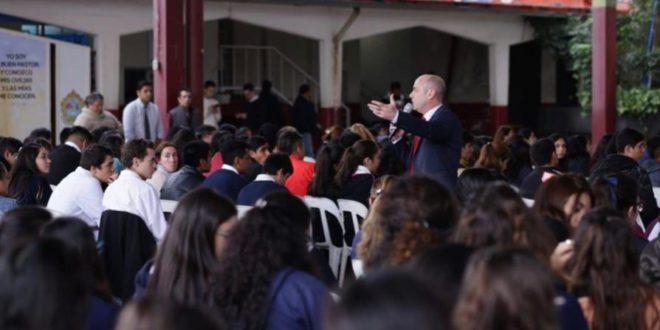 Pre-Congreso de Ciencias Sociales de Estudiantes Secundarios del NOA en el BLG