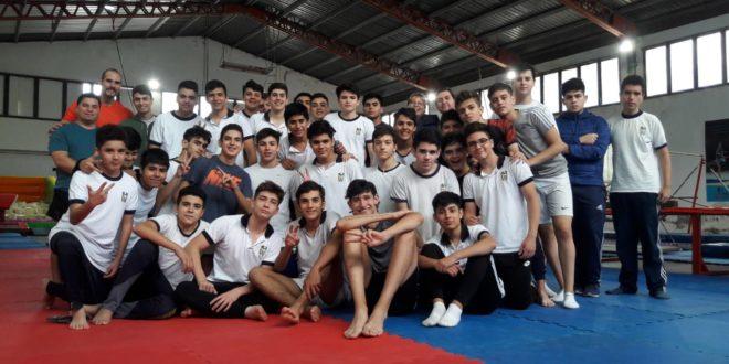 Torneo de atletismo Intersalesiano y Práctica de Gimnasia Artística