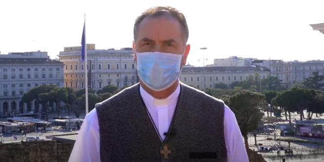 Mensaje del Rector Mayor en la Pandemia