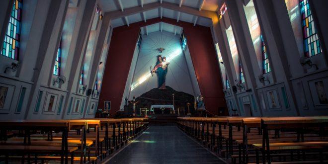 Misa Dominical Templo María Auxiliadora