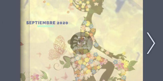 Edición de Septiembre de CONCETADOS BLG